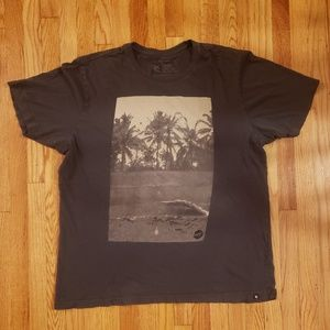 Rip Curl Mens Graphic Tee